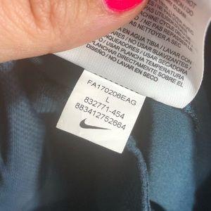 Nike Bottoms - Nike Boys Size L Golf Pants Navy Blue Adjustable